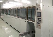MIM注射成形设备-PVD 自动清洁线