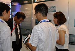 韩国客户来访参观考察——ZCMIM粉末冶金工厂