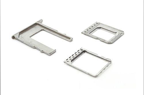 手机卡槽配件 不锈钢粉末冶金工艺