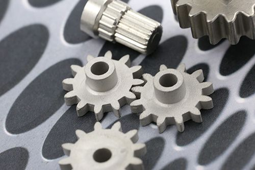 不锈钢粉末注射成型 齿轮配件