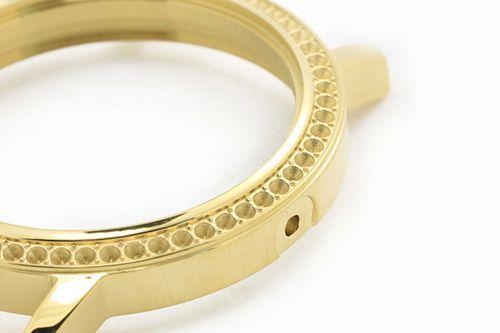 手表配件厂家 不锈钢粉末冶金手表五金配件