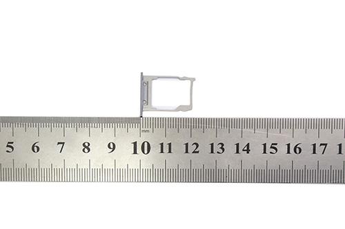 不锈钢手机卡托定制